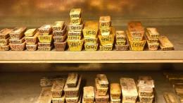 Warum der Goldpreis nicht an den Aktienkursen hängt
