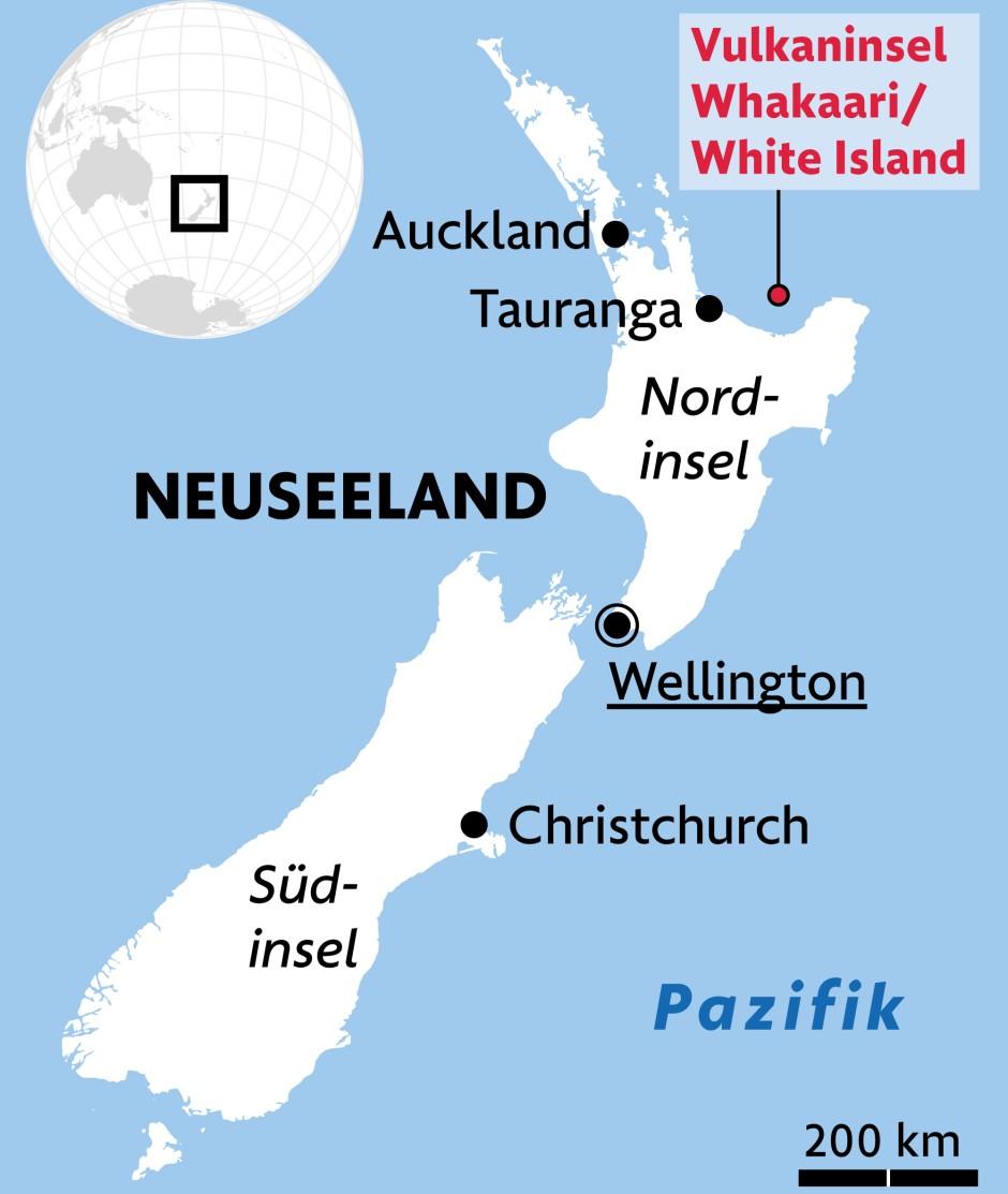 dpa Grafik Neuseeland