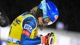 Shiffrin Zweite bei Ski-Comeback in Levi