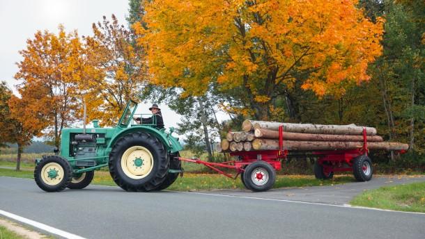 Typisch Traktor
