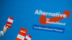 Staatsanwaltschaft ermittelt gegen AfD im Taunus