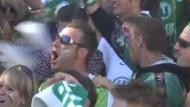 Wolfsburg feiert seinen ersten Meistertitel