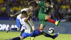 Brasilien siegt auch ohne Neymar
