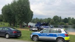 Vermisster Schwimmer tot in Kasseler Bugasee entdeckt