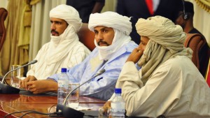 Regierung und Rebellen führen direkte Gespräche