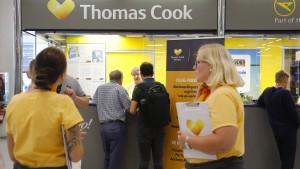 Warnung vor Staatshaftung bei Thomas-Cook-Insolvenz