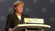 Merkel verteidigt geplante Konjunkturhilfen