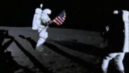 Vor 40 Jahren: die Mondlandung