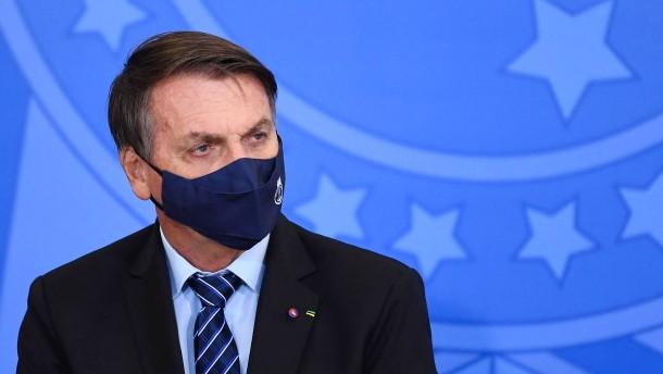 Brasiliens Präsident geht auf die Mitte zu