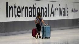 Reisen wird für die Briten wieder leichter
