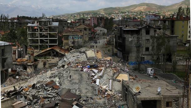 """""""Die PKK ist eine nicht zu leugnende Realität"""""""