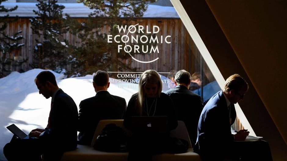 World Economic Forum: Auch Frankfurt ist dabei.