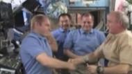 ISS-Stammbesatzung kehrt zur Erde zurück