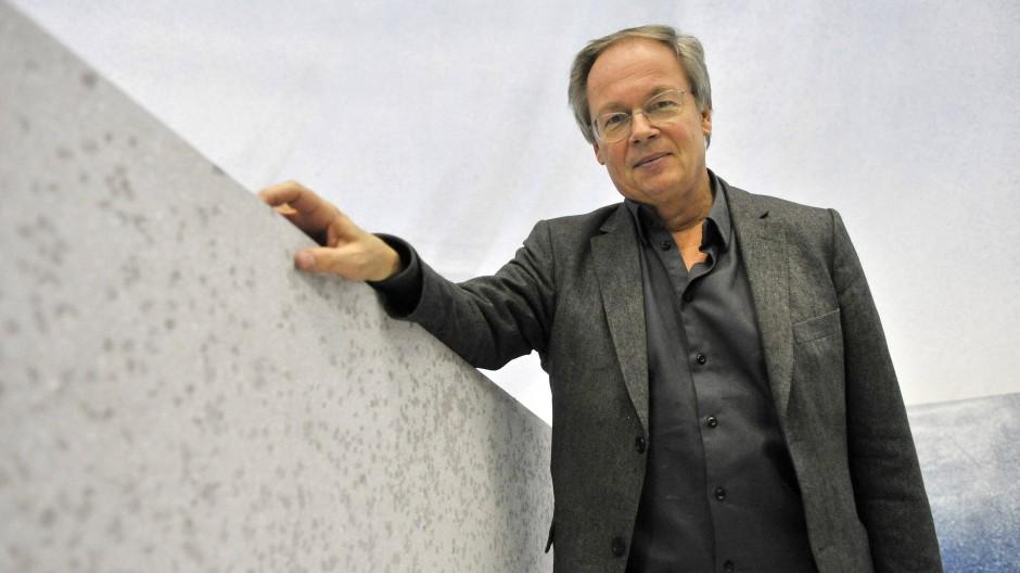 Freund des Sichtbetons: Stephan Braunfels