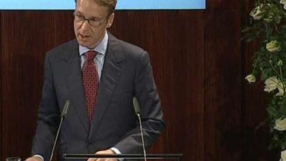 Bundesbank drängt Regierung zum Sparen