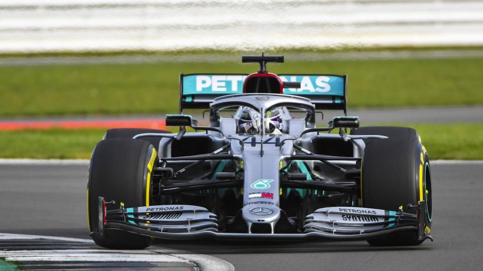 Lewis Hamilton mit neuem Silberpfeil auf Rekordjagd
