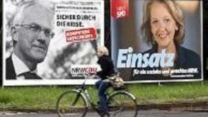 Eine Schlüsselwahl in NRW