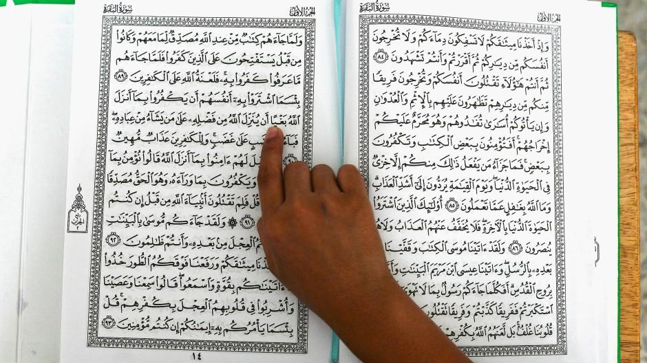 Mal poetisch, mal dogmatisch: Der Koran lässt viel Raum für Interpretationen.
