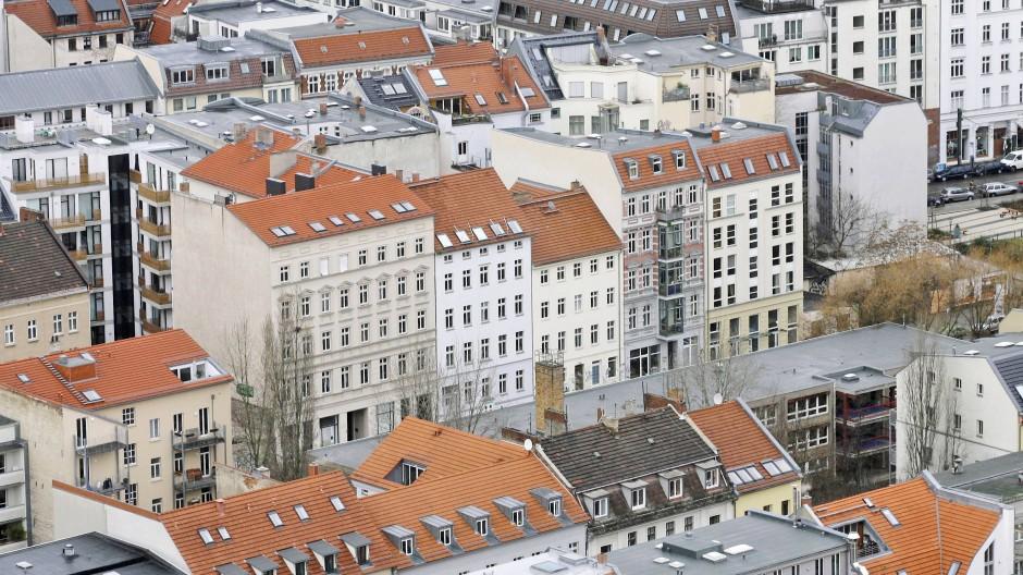Der Wohnungsbestand steigt – aber knapp sind Wohnräume noch immer.