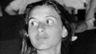 Das undatierte Foto zeigt die italienische Teenagerin Emanuela Orlandi, Tochter eines Vatikan-Hofdieners. Die damals 15-Jährige verschwand 1983 nach der Musikschule.