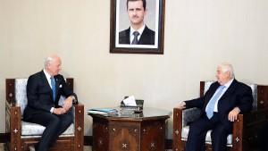 Opposition bleibt Syrien-Runde fern