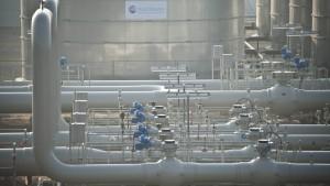 Gabriel verteidigt Russland-Pipeline