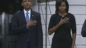 Obama: Entschlossen im Kampf