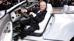 VW sorgt sich über die Schuldenkrise
