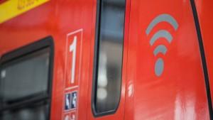 S-Bahnen mit Gratis-Internet