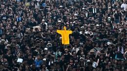 Was in Hongkong passiert, sollte Europa beunruhigen