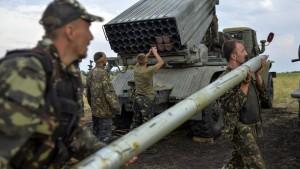 Ukraine birgt angeblich 15 getötete Flüchtlinge