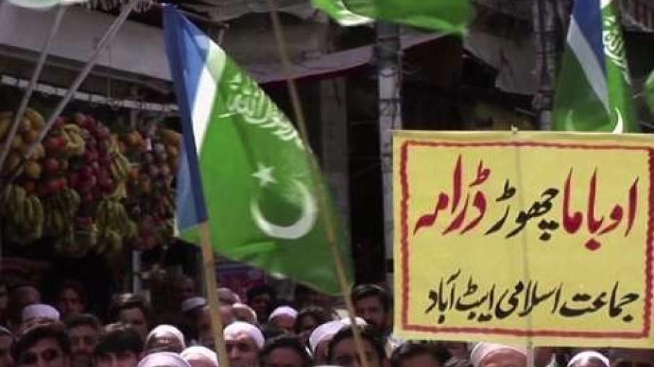 Wut in Abbottabad