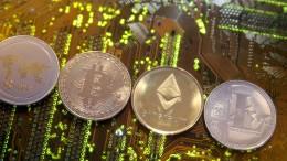 Milliarden-Betrug mit falscher Kryptowährung