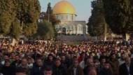 """Muslimisches Opferfest """"Eid"""" beginnt"""