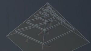 Pyramiden-Pläne