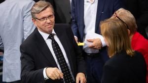 AfD-Politiker Otten scheitert bei Wahl zum Bundestagsvizepräsidenten
