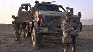 Deutschland schickt mehr Soldaten nach Afghanistan