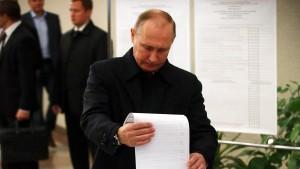 Russlands neues Superministerium