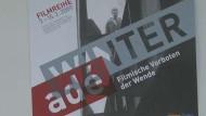 """""""Winter adé"""" - Filme als Vorboten der Geschichte"""