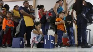 Trumps Einwanderung