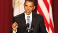 Positive Resonanz auf Obamas Rede