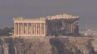 Debatte über Hilfen für Griechenland