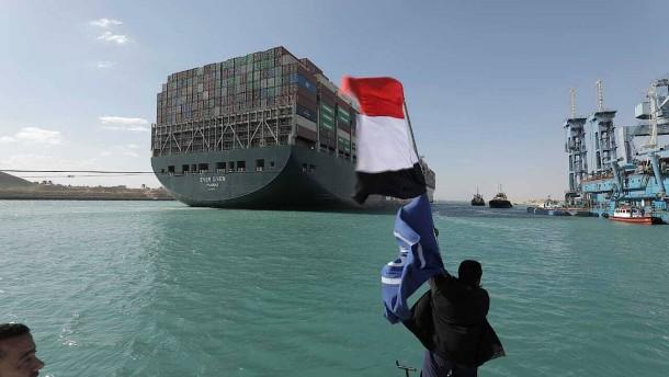 Ägypten fordert Schadenersatz in Milliardenhöhe