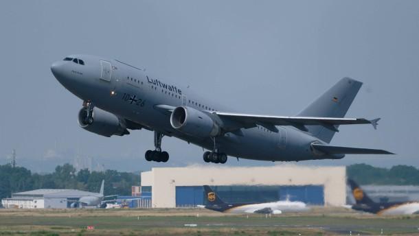 Bundeswehr muss Trinkwasser für Soldaten nach Mali fliegen