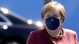 Merkel sieht Russland als Herausforderung