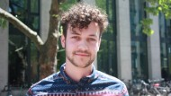 Jürgen Herreiner, 22, studiert Wirtschaftsingenieurwesen am KIT in Karlsruhe.