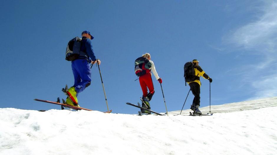 Es ging um den Stil und die Kosten. Aber hat man das Skifahren jemals in Frage gestellt?