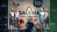 Schlussverkauf der besonderen Art: Galeria Kaufhof