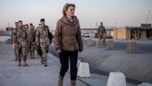 Bundeswehr leidet unter Abnutzung