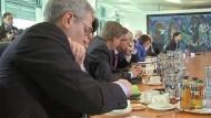 Merkel: Handlungsfähigkeit demonstriert